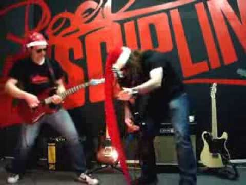 Rock Discipline - Betcha Can't Play This Christmas Edition 2010
