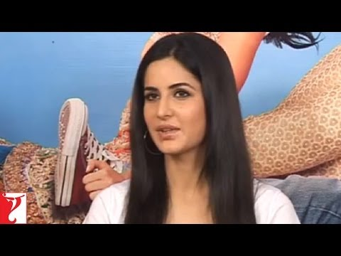 Katrina Talks About Her Character DIMPLE - Mere Brother Ki Dulhan