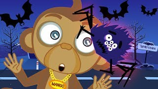 Halloween Transylvania Terror Haunted House Adventures of Annie And Ben Funny Baby Cartoon For Kids