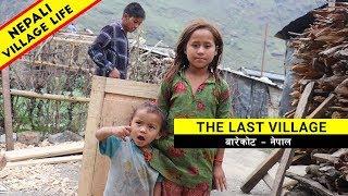 Village Life of Nepal | The Last Village Barekot Nepal | IamSuman
