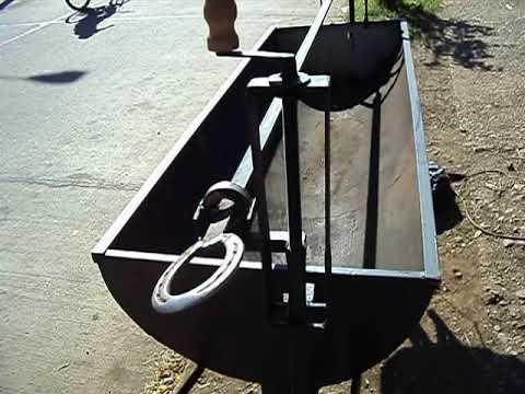 Asador Electrico Paillaco