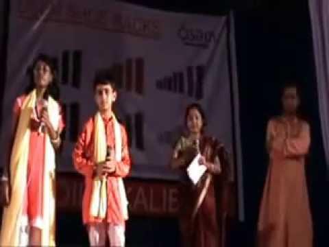 Bisaj Ghosh Programmes from 2012 thru 2014 latest first & descending thru the year