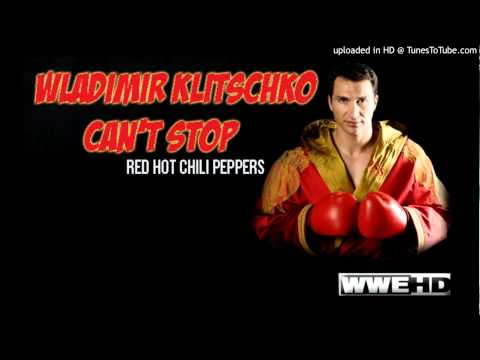 Boxing: Wladimir Klitschko Theme &quot;Can&#039;t Stop&quot;