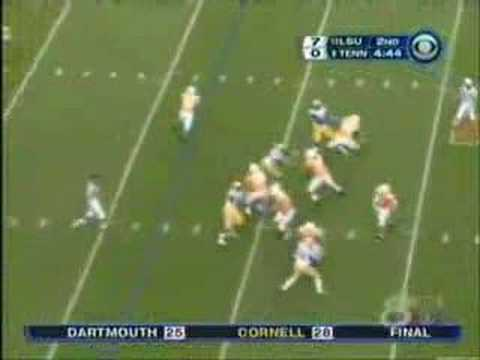 2007 Tennessee Football Video