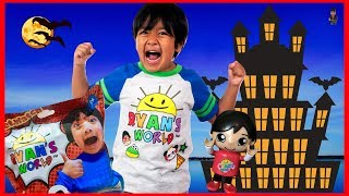 I Mailed Myself To Ryan Toys Review and It Worked *NEW* Pretend Play   It's Ryan World Ep 56