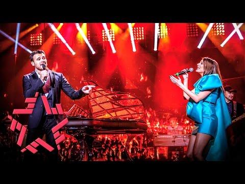 Emin и Кэти Топурия, А-Студио - Amor (концерт в Крокус Сити Холл)
