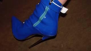 change shoes