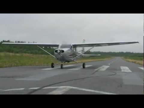 Cessna 172 diesel VW 1.9 TDI 180HP
