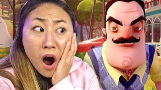 HELLO NEIGHBOR CHALLENGE!! II Like Lizzy Gaming