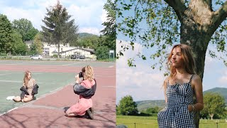a little Fotoshooting Vlog //Hannah