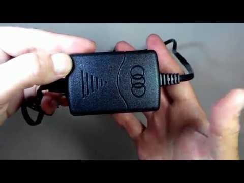 Зарядное устройство для эхолота, скутеров мопедов, мотоциклов,12 В 1,3 А