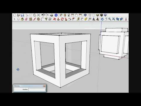 Sketchup 8 tutorial - review