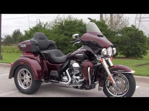 2014 Harley Davidson Trike - New Tri Glide Motorcycles for sale