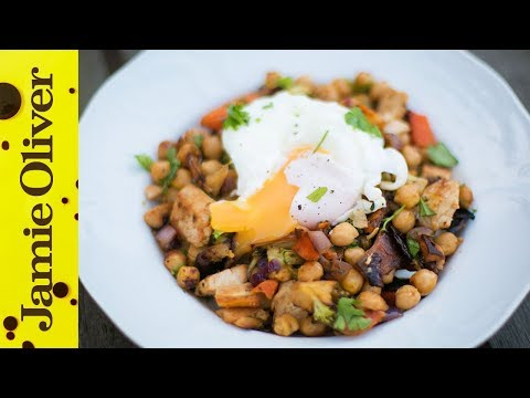 Leftover Thanksgiving Turkey Hash | DJ BBQ | Real Time Recipe