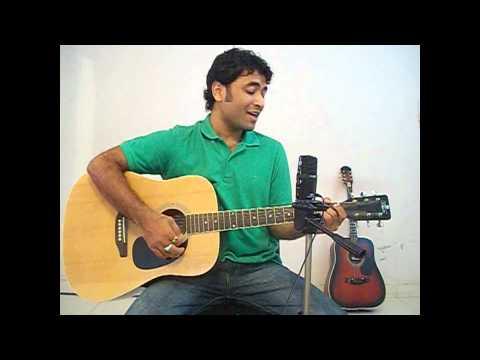 Tujhse Naraz nahi Zindagi ~ Masoom ~ unplugged