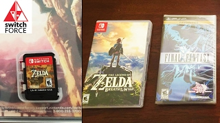 Switch Cartridges and Game Cases Discussion