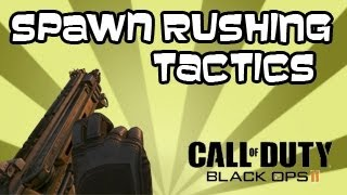 BO2 Spawn Rushing Tips 97-9 Domination Raid ( Call Of Duty Black Ops 2 ) Game Pay