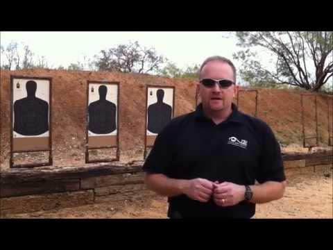 Defensive Handgun - Weak Hand Draw and Fire