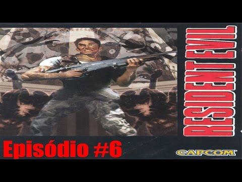 Resident Evil - Episódio 6 (Malditos Tubarôes)