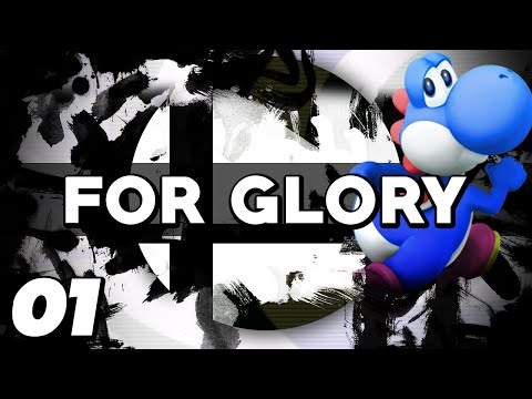 Super Smash Bros. 4 (3DS) - For Glory (Yoshi) - 01