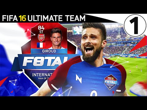 iMOTM OLIVIER GIROUD! - F8TAL Episode 1 - FIFA 16 Ultimate Team