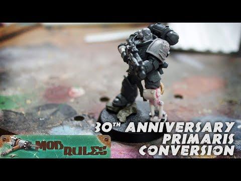 30th anniversary marine review & conversion