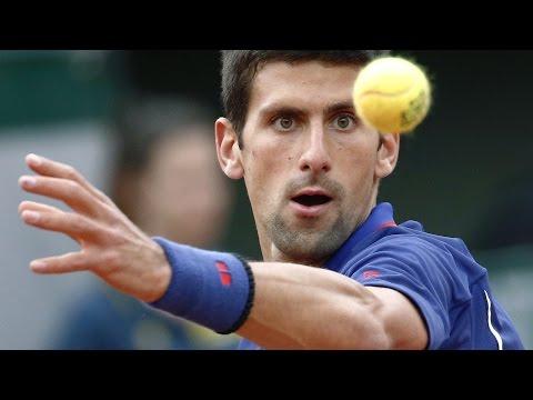 Novak Djokovic vs Stanislas Wawrinka Killer POINT Australian Open tennis 2015
