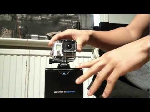 GoPro Hero3 White Edition - Review & GoPro App Test