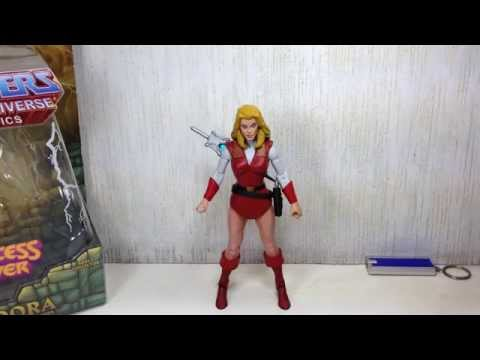 Adora Masters of the Universe Classics Princess of Power Toy Review