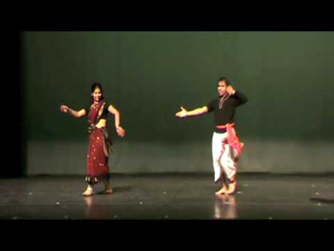 NDSU DIWALI NITE 2009 MARATHI DANCE - 0710
