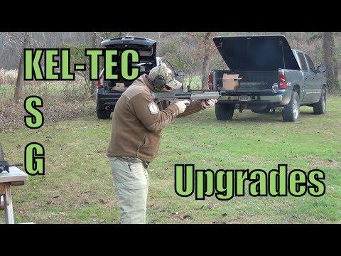 KEL TEC KSG Upgrades