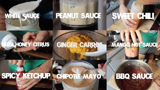 10 Simple Sauce Recipes for Everything