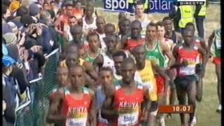 Bekele campeón mundial de cross 2008 (Edimburgo)