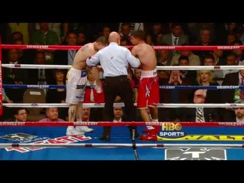 HBO Boxing: Amir Khan vs. Marcos Rene Maidana Highlights (HBO)