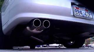 G35 exhaust sound