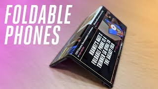 Foldable phones at MWC 2019: just the beginning