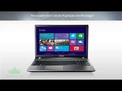 Notebook Samsung 550P5C-AD1 - Submarino.com.br