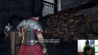 Cùng chơi RYSE: Son of Rome Game đánh nhau hay vcl các ô ạ