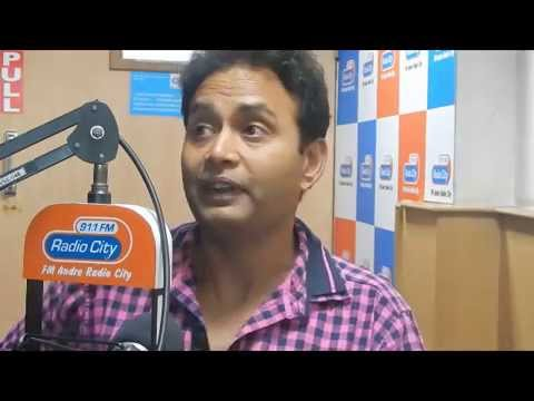 Sharan as Adhyaksha | Radio City Bangalore