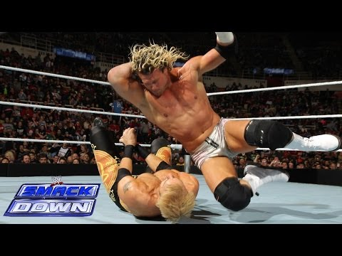 Dolph Ziggler Vs. Christian: Smackdown, March 7, 2014 video