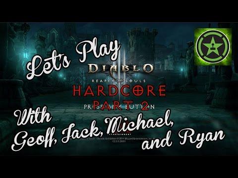 Let's Play - Diablo 3 Hardcore Part 2