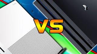Xbox One S VS PS4 Pro VS Xbox Scorpio - The TRUE Difference