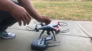Vivitar AeroView Drone Test Review