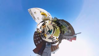 Curtin Tiny World | Take you for a spin around campus
