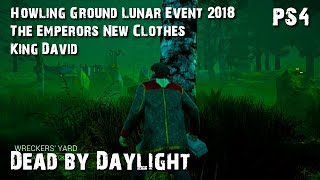 The Emperor's New Clothes   King David   Dead by Daylight   PS4