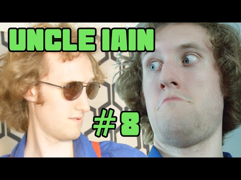 Uncle Iain Ep8 Two and a Half Iains