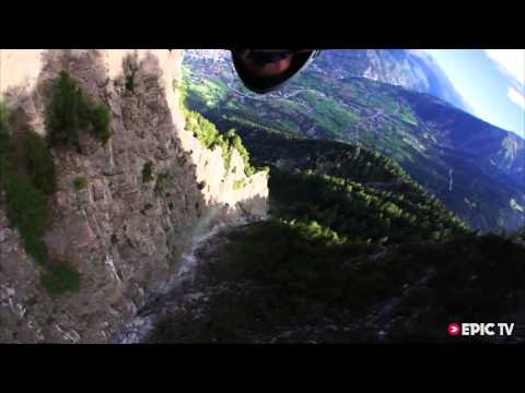Wingsuit Pilot & Videoman Extraordinaire Ludovic Woerth - Part 1