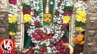 Devotees Throng To Vemulawada Rajanna Temple On Eve Of Shravana Friday