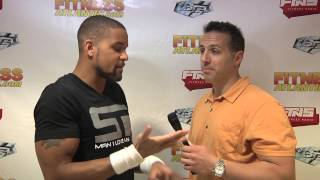 FITNESS CELEBRITY SHAUN T INTERVIEW