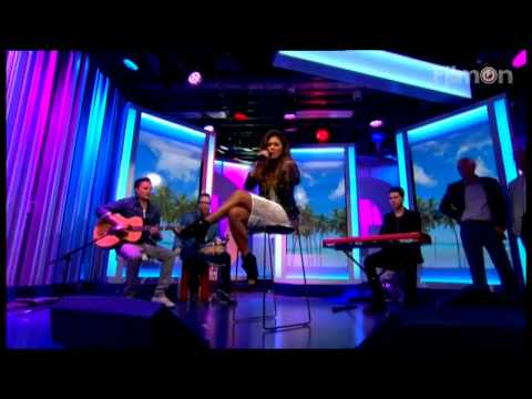 Nicole Scherzinger - Your Love Acoustic - One Show